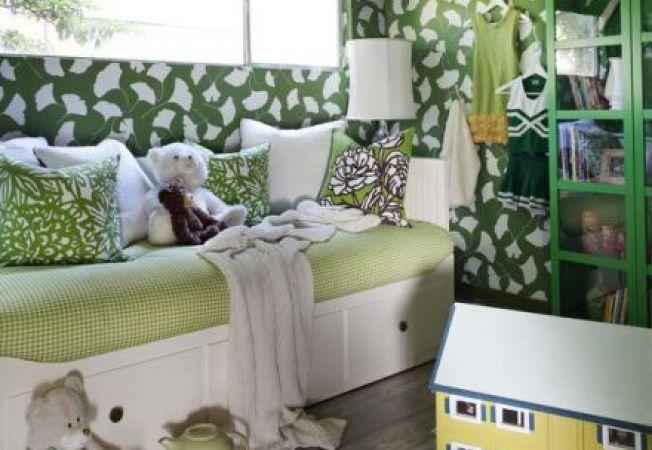 Cum sa amenajezi o camera eco pentru fetita ta