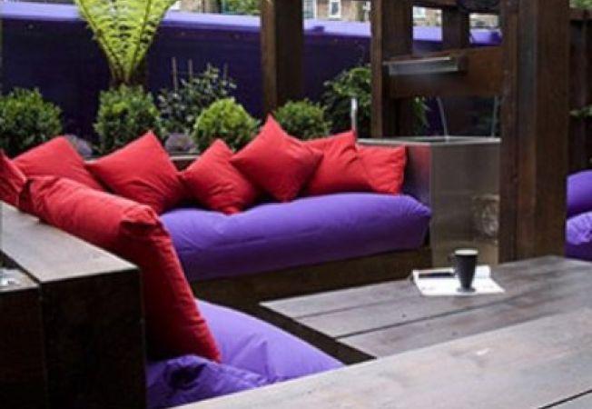 Idei de decor pentru mobilierul de relaxare din gradina