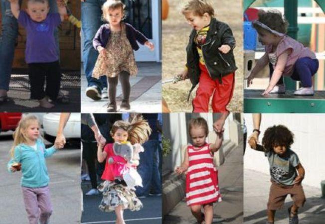 Cei mai bine imbracati copii de Hollywood