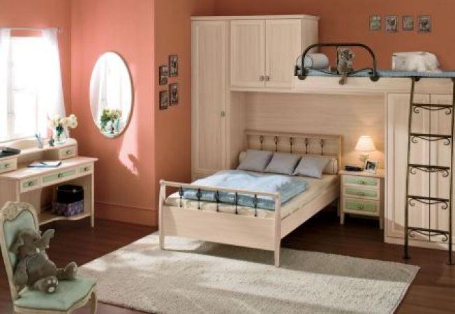 4 ponturi pentru amenajarea mobilei intr-un dormitor mic