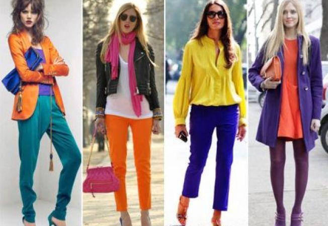 Cum sa asortezi culorile pentru a avea o tinuta perfecta