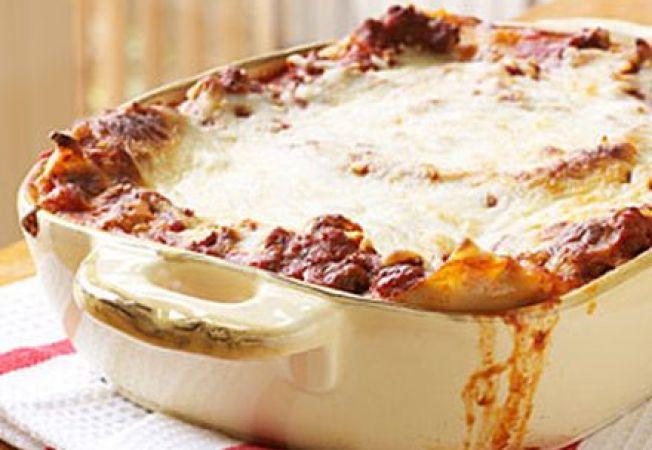 Lasagna super-rapida