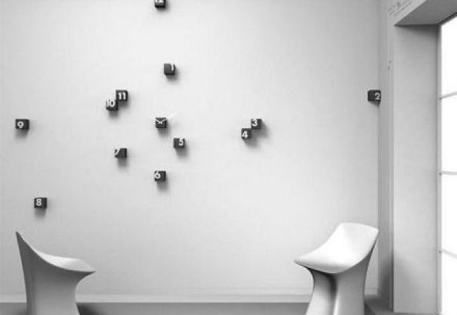 Top 8 cele mai ciudate ceasuri de perete