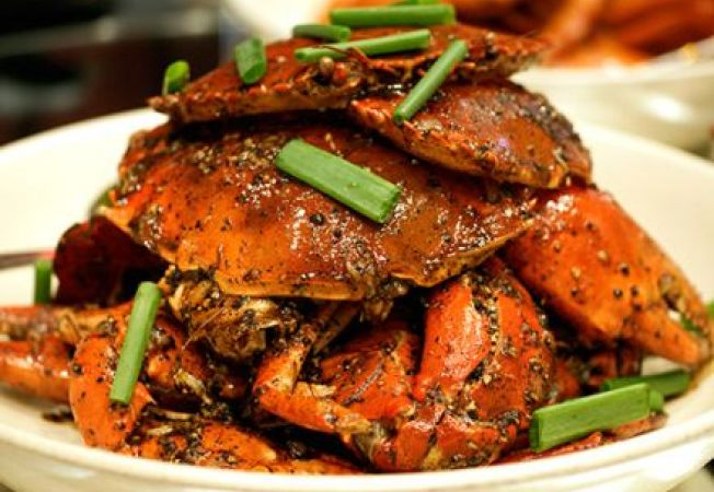 Cum sa cureti si gatesti corect crabii proaspeti