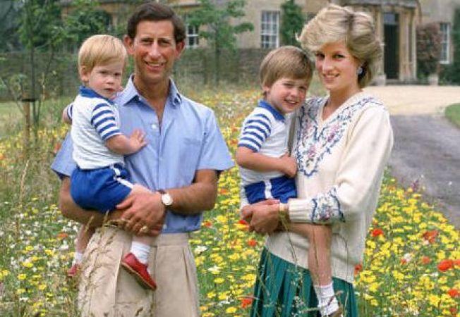 Familia regala britanica in cele mai frumoase imagini