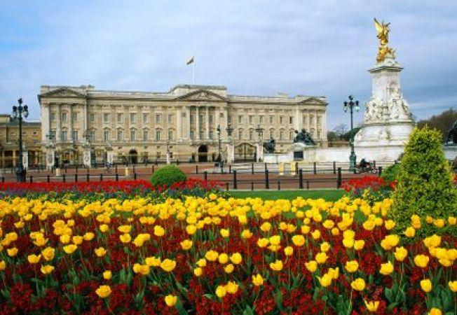 Cele mai importante 4 gradini regale ale Marii Britanii
