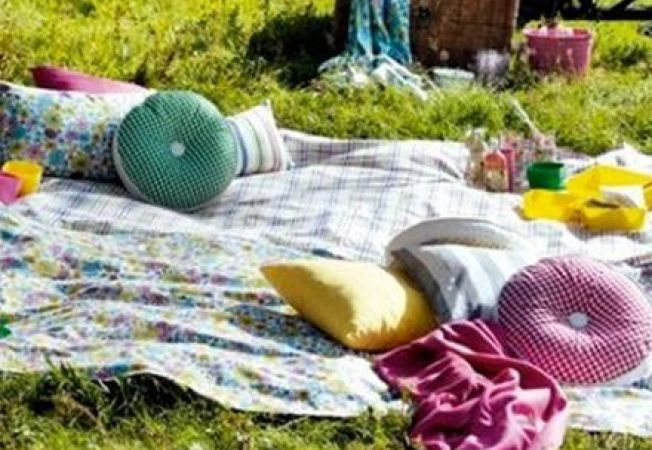 3 optiuni pentru un picnic reusit in gradina