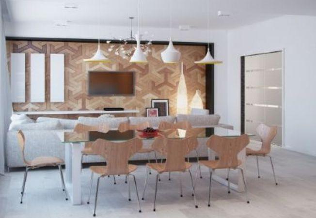 Lumineaza-ti casa cu ajutorul obiectelor de mobilier din lemn!