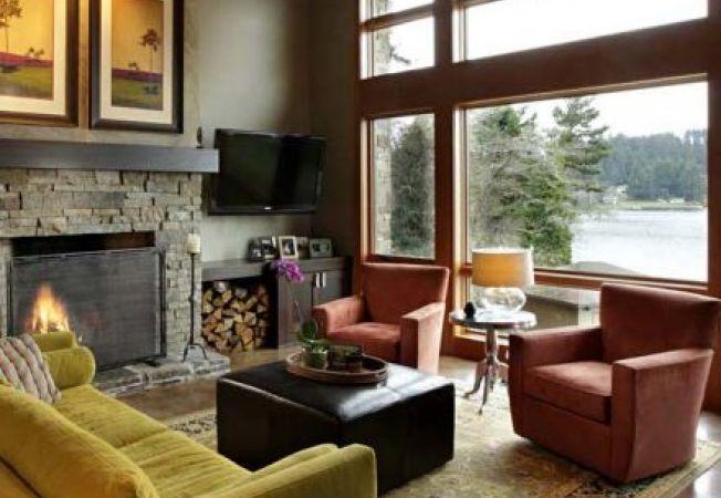 Idei pentru amenajarea casei de langa lac