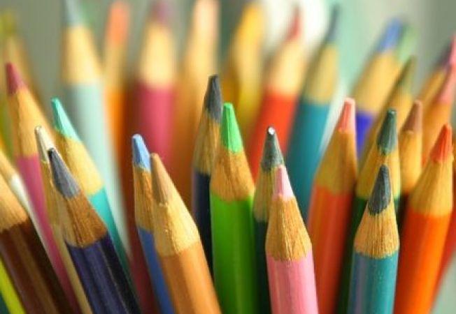 Decoratiuni din creioane pentru o casa cu design original