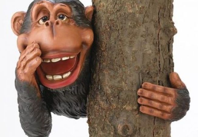 Top 6 statui pentru gradina amuzante si ciudate