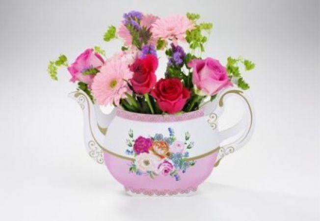 4 moduri de a reutiliza un ceainic vechi in casa
