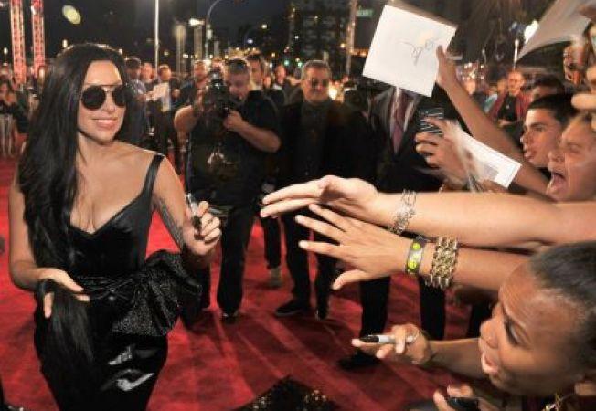 Ce tinute au purtat vedetele la Gala MTV Video Music Awards 2013