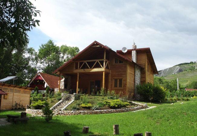 Concediu de vis: Casa de vacanta Valisoara