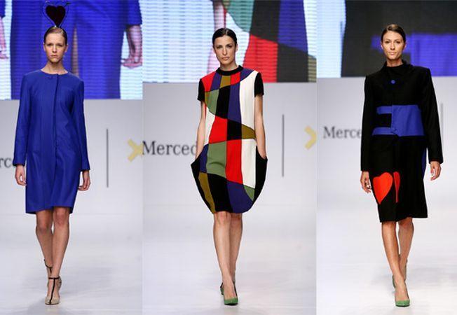 Andreea Tincu propune veselie si culoare pentru toamna-iarna 2013