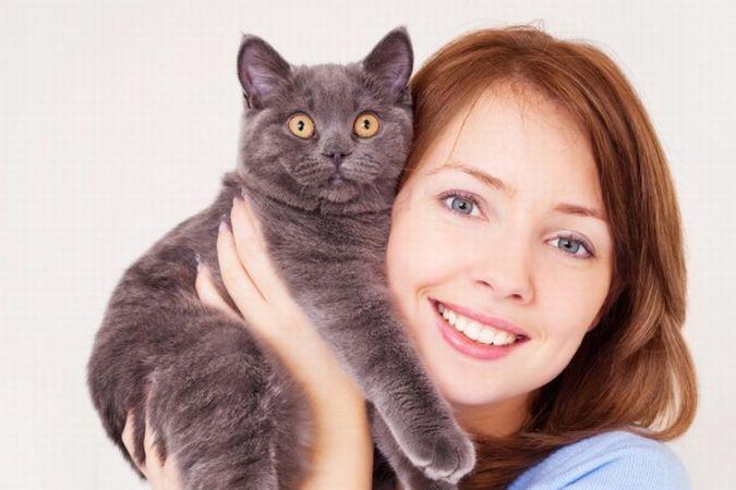De ce prefera pisicile mai mult compania femeilor decat a barbatilor?