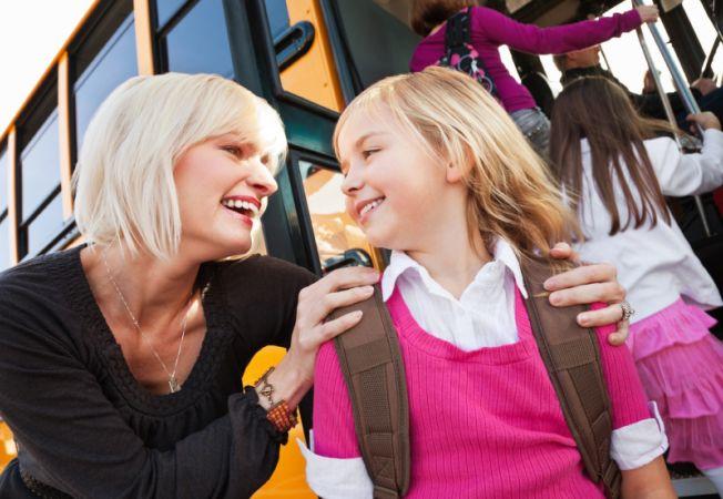 Cum ajuti copilul sa treaca mai usor prin emotiile primelor zile de scoala