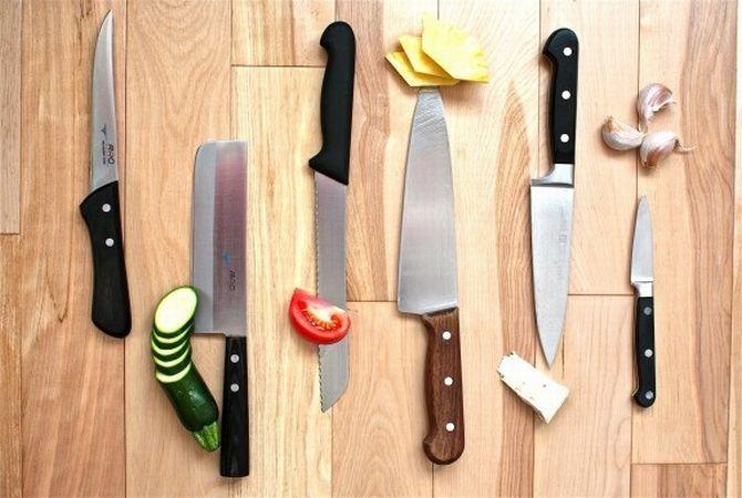 4 pasi pentru alegerea cutitului de bucatarie potrivit pentru tine