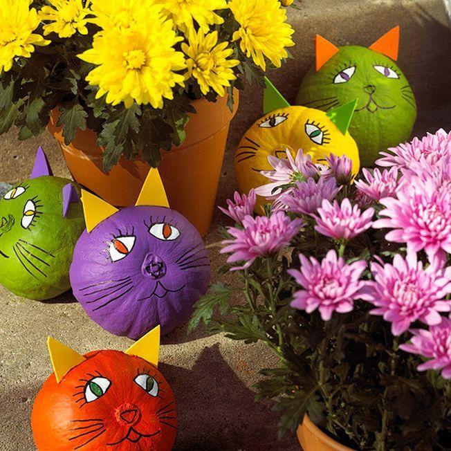 5 moduri haioase de a decora dovlecii de Halloween