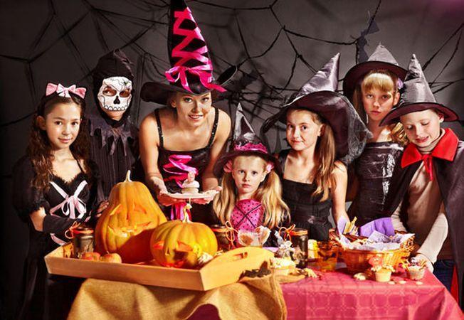 Unde sa mergi cu copilul de Halloween
