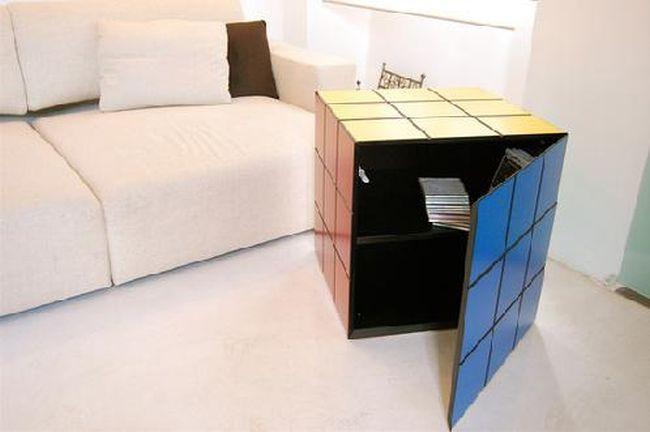 Cum sa faci o masuta de cafea in forma de cub rubik