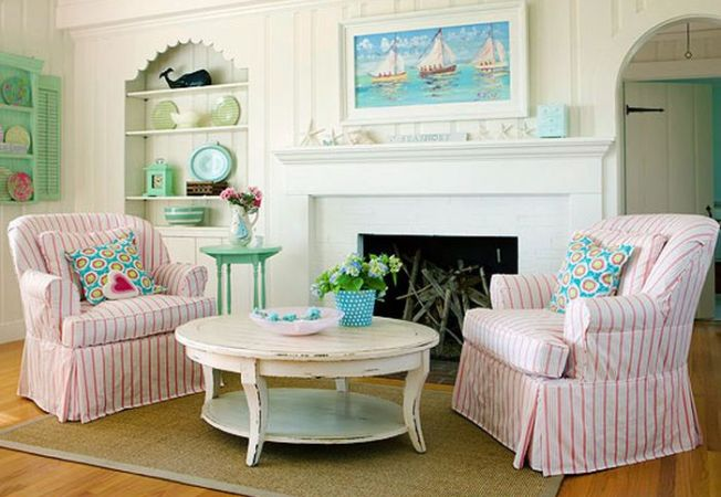 Stilul de design cottage: cum sa iti amenajezi locuinta cat mai confortabil
