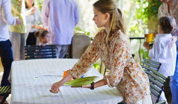Cum sa cureti mai rapid masa dupa cina
