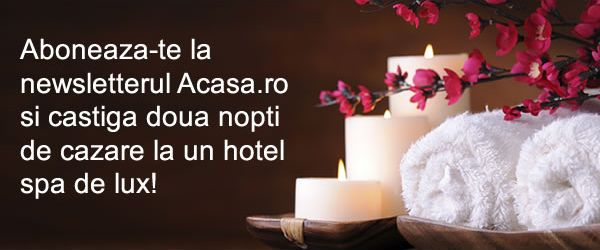 "Regulament concurs ""Aboneaza-te la newsletter si castiga doua nopti de cazare la un hotel spa de lux!"""