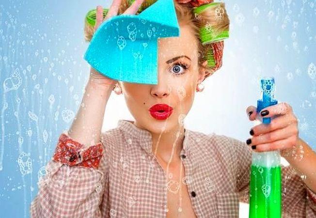 De ce iubesc femeile sa faca ordine si curatenie in casa