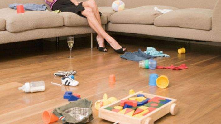 "8 moduri prin care sa iti ajuti casa sa ""slabeasca"" dupa sarbatori"