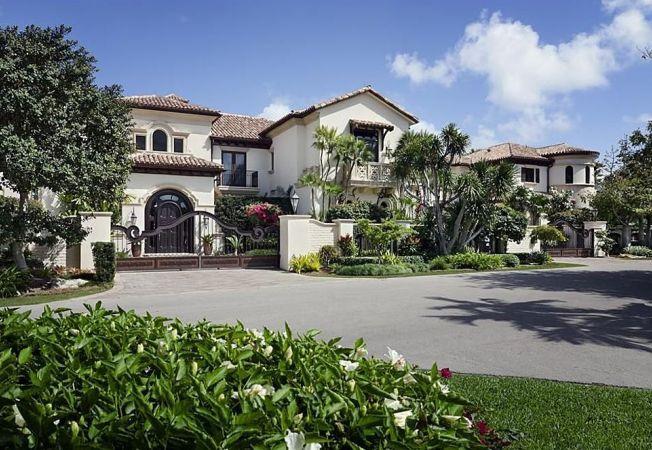 Case de lux: opulenta si eleganta intr-o super casa din Florida