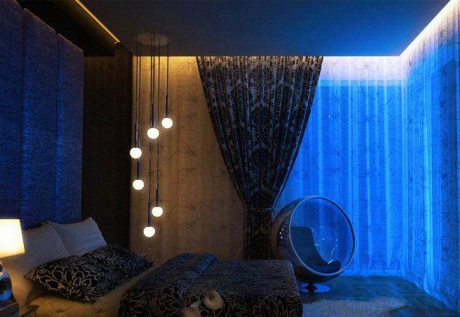 Culoarea dormitorului influenteaza calitatea somului! Ce culori trebuie sa alegi pentru a dormi bine