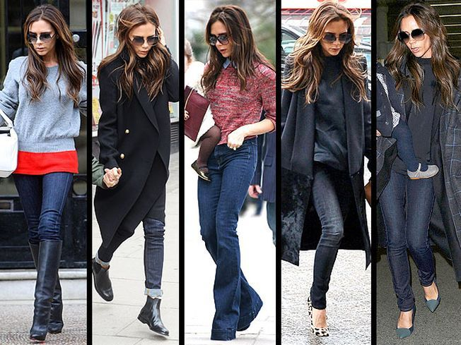 Stil de vedeta: Invata sa te imbraci cu stil de la Victoria Beckham