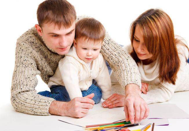 Cum sa prezinti noul tau partener copilului