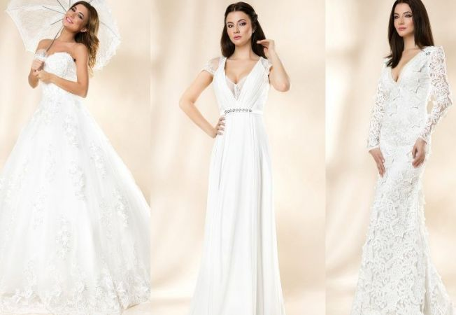 ADVERTORIAL Fii o mireasa romantica si sofisticata! Descopera colectia de rochii de mireasa 2014 by