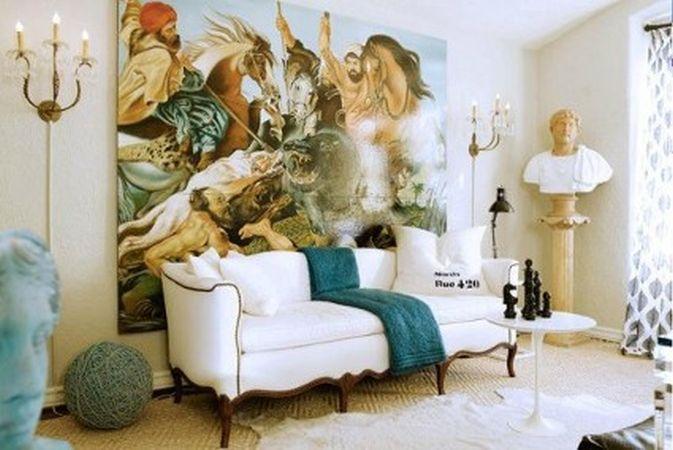 Joaca-te cu decoratiunile si istoria