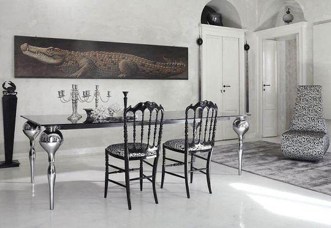 Interioare gotice moderne uimitoare