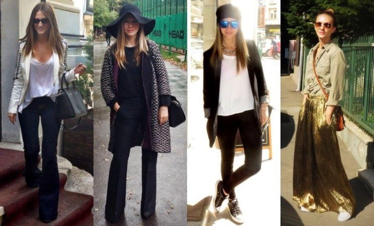 Stil de vedeta: Invata sa te imbraci elegant si sic de la Adela Popescu