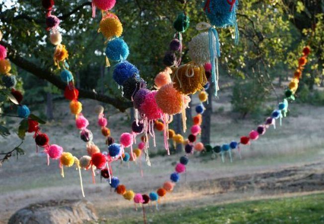 5 decoratiuni adorabile din ciucurasi pentru o primavara plina de culoare acasa