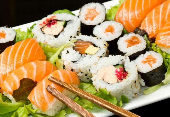 Inca un motiv pentru a manca sushi mai des