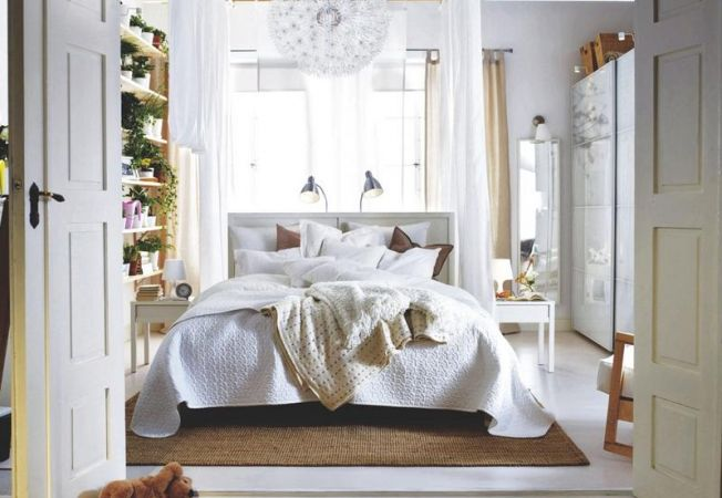 6 solutii pentru mai mult spatiu in dormitor