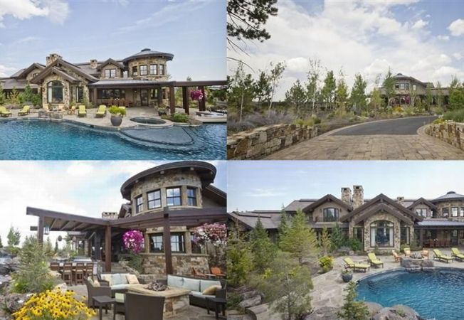 Case de lux: o vila desprinsa din basme, evaluata la 10 milioane de dolari