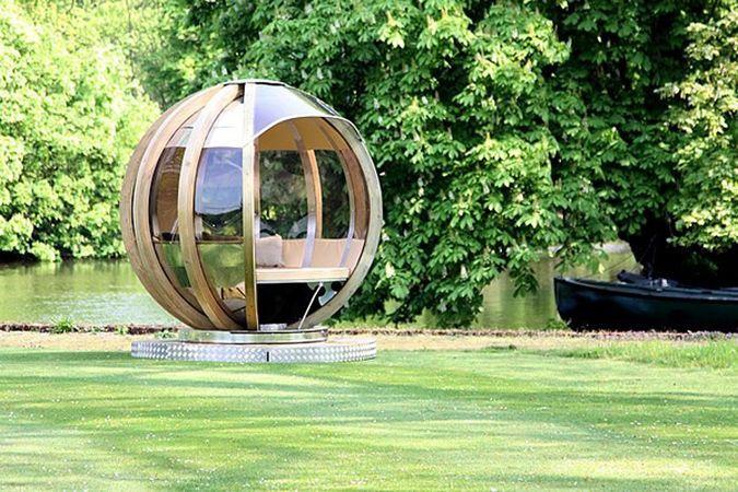 Creeaza-ti locuri de relaxare inedite pentru gradina!