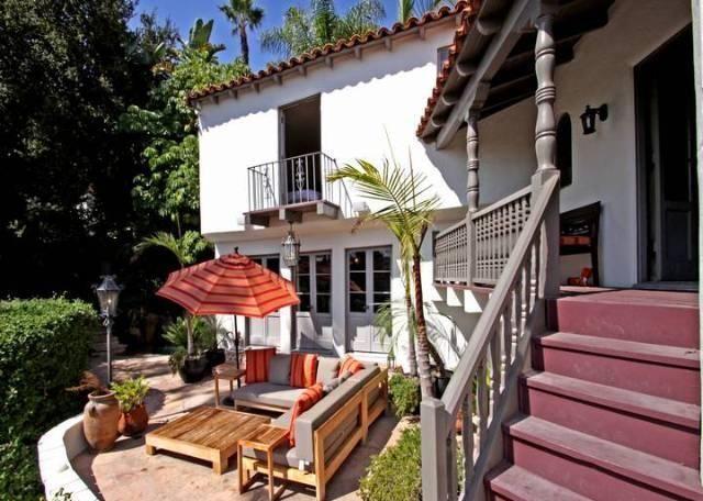 Case de vedete: Olivia Wilde si vila sa superba in stil spaniol din Los Angeles