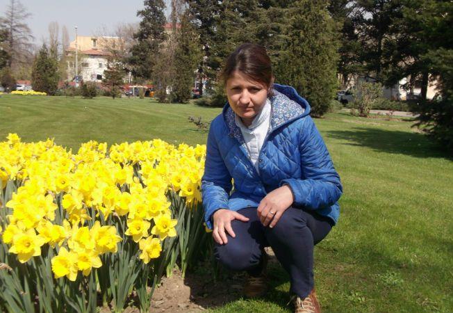 Expertul Acasa.ro, Florentina Platarescu, inginer horticol