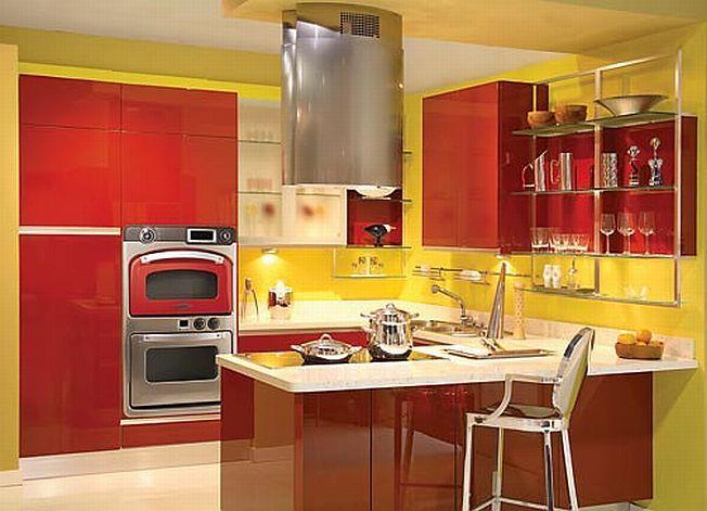 Decoreaza-ti casa in combinatii de culori puternice. Iata 5 idei