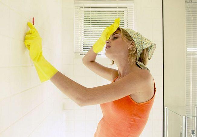 Curatarea peretilor: 6 trucuri pe care trebuie sa le inveti