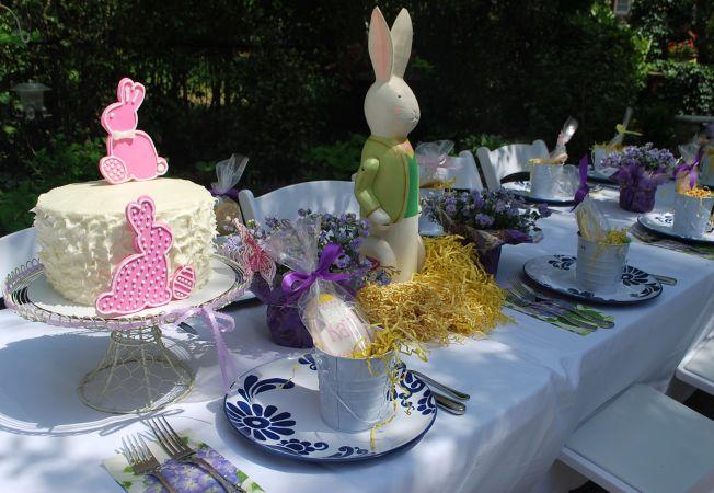 Visezi la petrecerea perfecta de Paste in gradina? Iata ce sa ai in vedere!