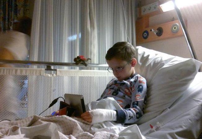 Sindromul Alagille, suferinta copiilor pe care ii mananca pielea tot timpul