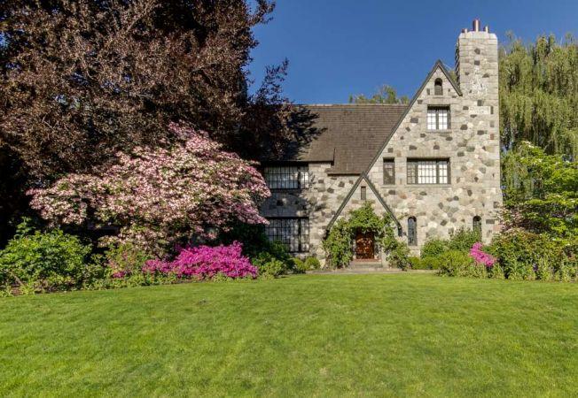 Case de lux: Castelul Craigmuir, o resedinta superba pentru o familie numeroasa